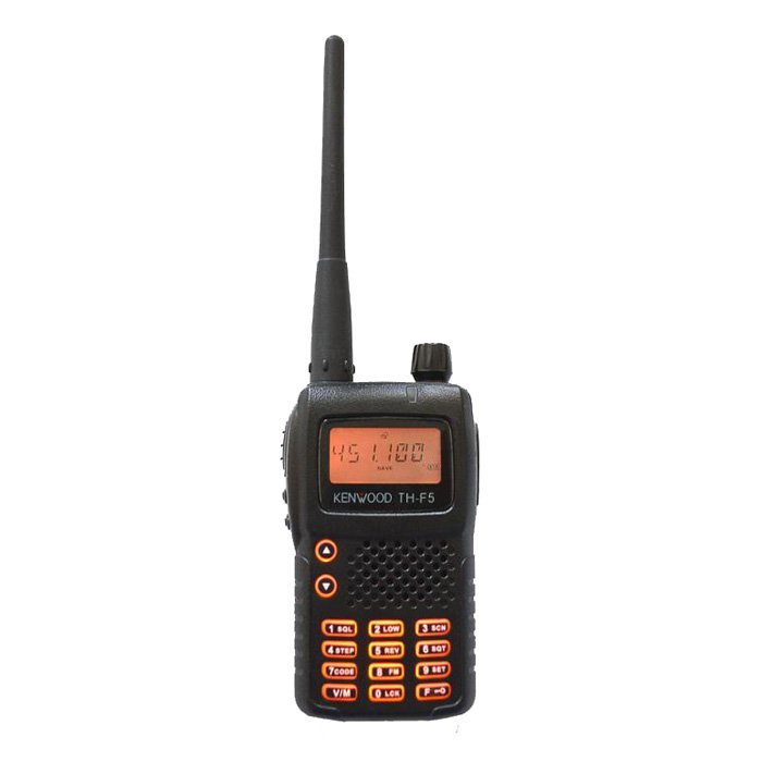 Рация Kenwood TH-F5 Turbo VHF